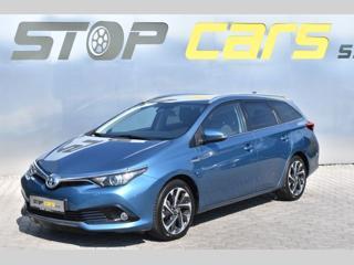 Toyota Auris 1.8 VVT i Automat kombi hybridní - benzin