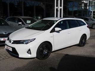 Toyota Auris 1,6 Valvematic 1.majitel kombi benzin