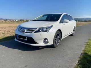 Toyota Avensis 1,8 kombi Style Edition benzin+LPG kombi