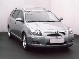 Toyota Avensis 2.0D-4D, Serv.kniha, ČR sedan nafta