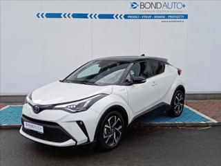 Toyota C-HR 1,8 HSD, Selection, Alcantara hatchback hybridní - benzin