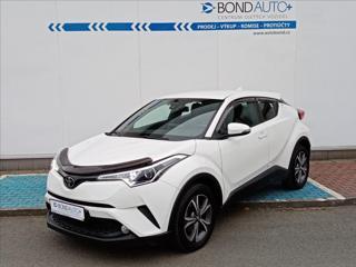 Toyota C-HR 1,2 T, 85kw, Active, Navi hatchback benzin