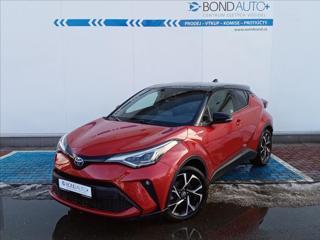 Toyota C-HR 1,8 HSD Selection hatchback hybridní - benzin