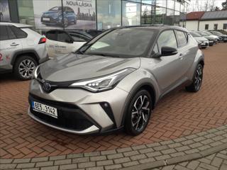 Toyota C-HR 1,8   Selection hatchback hybridní - benzin