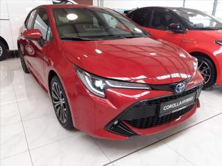 Toyota Corolla 1,8   HB Comfort Style Tech hatchback hybridní - benzin