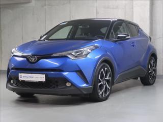 Toyota C-HR 1,8 Hybrid,CZ,1Maj,NAV,Dynamic hatchback hybridní - benzin