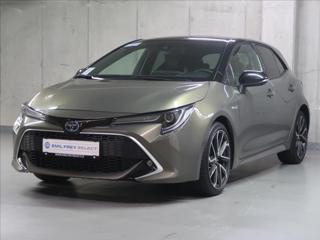 Toyota Corolla 1,8 Hybrid,CZ,1Maj,Selection hatchback hybridní - benzin