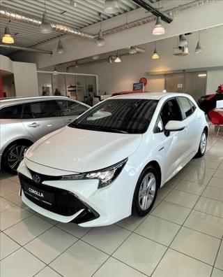 Toyota Corolla 1.8 Hybrid- Comfort- Tech hatchback benzin