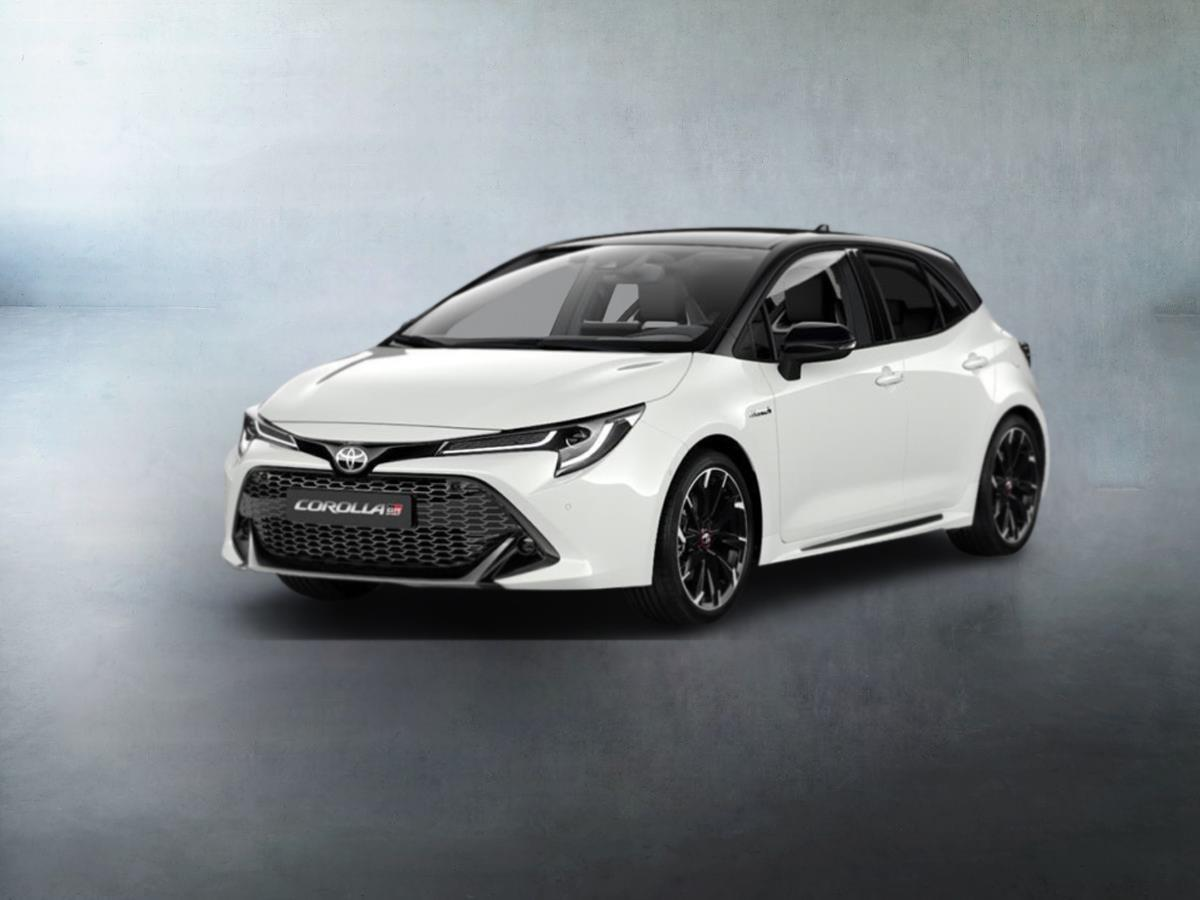 Toyota Corolla 1.8 HB Hybrid GR-Sport hatchback hybridní - benzin