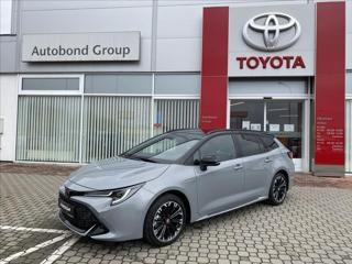 Toyota Corolla 1,8 Hybrid GR SPORT kombi hybridní - benzin
