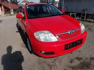 Toyota Corolla 1,4 VVT-i kombi