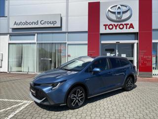 Toyota Corolla 1,8 Hybrid TREK kombi hybridní - benzin