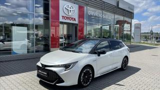 Toyota Corolla 2.0 TS 2.0 GR Sport 135 kW kombi hybridní - benzin