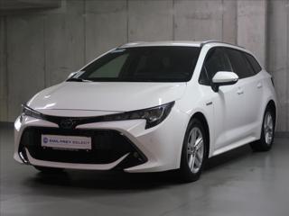 Toyota Corolla 1,8 Hybrid,CZ,1Maj,ComfortTech kombi hybridní - benzin