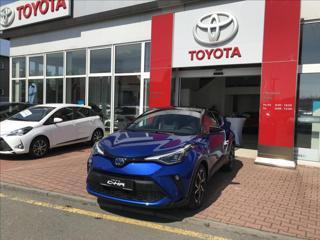 Toyota C-HR 1.8 Hybrid, Selection SUV hybridní - benzin