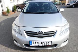 Toyota Corolla 1,6VVTi 91kW Serv.kn!ČR! sedan