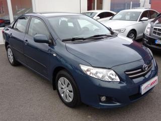 Toyota Corolla 1.4 D-4D; 66 KW;DIGI KLIMA; SERVISK sedan