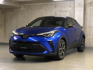 Toyota C-HR 2,0 HYBRID SELECTION GREIGE SUV hybridní - benzin