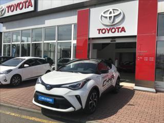 Toyota C-HR 1,8 Hybrid, Selection SUV hybridní - benzin