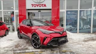 Toyota C-HR 1,8 Hybrid GR Sport SUV hybridní - benzin
