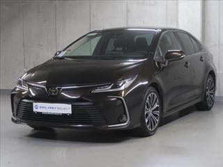 Toyota Corolla 1,6 VVT-i,CZ,ComfortStyle,AT sedan benzin