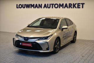 Toyota Corolla 1,8 AT EXECUTIVE VIP sedan hybridní - benzin
