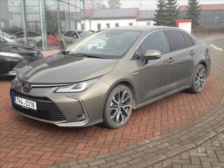 Toyota Corolla 1,8   Executive VIP Navi sedan hybridní - benzin