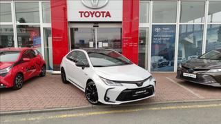Toyota Corolla 1,8 Hybrid, GR Sport Dynamic sedan hybridní - benzin