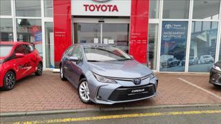 Toyota Corolla 1,8 Hybrid, Comfort Tech sedan hybridní - benzin
