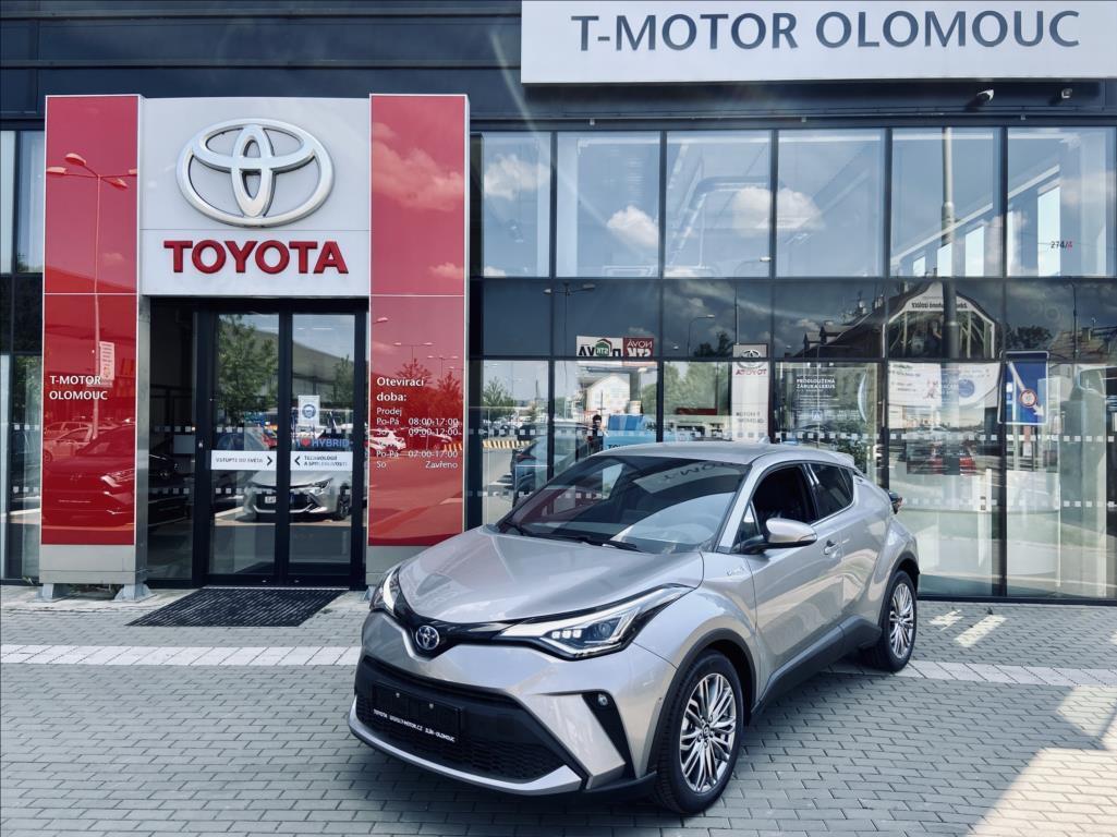 Toyota C-HR 2,0 Hybrid  Executive SUV hybridní - benzin