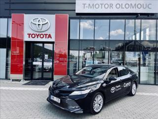 Toyota Camry 2,5   Executive + VIP sedan hybridní - benzin