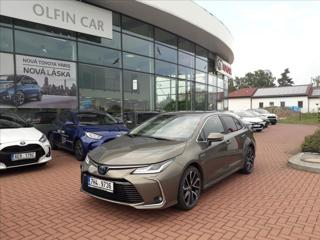 Toyota Corolla 1,8   Executive VIP sedan benzin