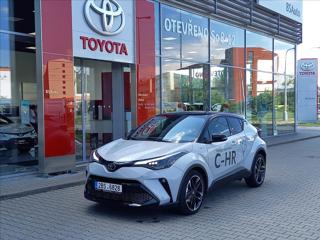 Toyota C-HR 1.8 Hybrid 90 kW GR Sport SUV hybridní - benzin