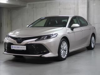 Toyota Camry 2,5 Hybrid,CZ,1Maj,Prestige sedan hybridní - benzin