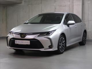 Toyota Corolla 1,6 VVT-i,CZ,ComfortStyleTech sedan benzin