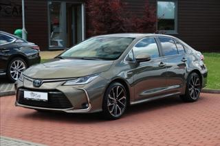 Toyota Corolla 1,8 HEV  Executive VIP sedan benzin