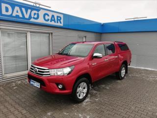 Toyota Hilux 2,4 D4-D 4x4 CZ 47'000km 1.Maj pick up nafta