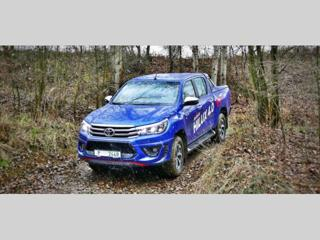 Toyota Hilux 4.0 V6 pick up benzin