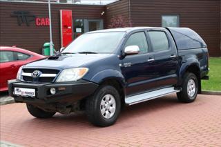 Toyota Hilux 3,0 D4D  A/T pick up nafta