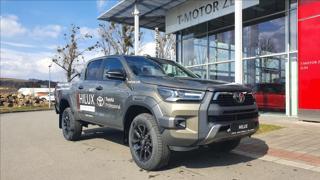 Toyota Hilux 2,8 D-4D AT Invincible pick up nafta