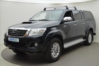 Toyota Hilux 3,0 126 kW D-4D EXECUTIVE 4x4 pick up nafta