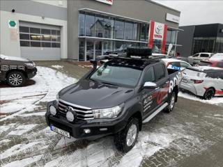 Toyota Hilux 2,4 ACTIVE OFFROAD GUN125L-DNFM pick up nafta