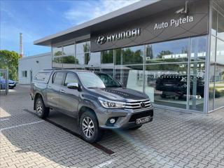 Toyota Hilux 2,4 D-4D, 4x4 6st. AT  Executive pick up nafta