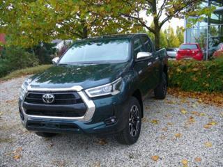 Toyota Hilux 2,4 D-4D 6MT Executive IHNED pick up nafta