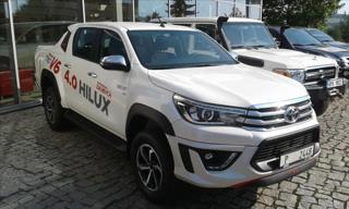 Toyota Hilux 4,0 V6 24V SR5 TRD pick up benzin