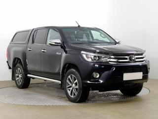 Toyota Hilux 2.4 D-4D 110kW terénní nafta