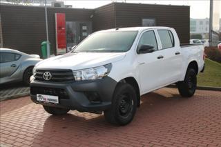 Toyota Hilux 2,4 D4d  Live 4x4 terénní nafta
