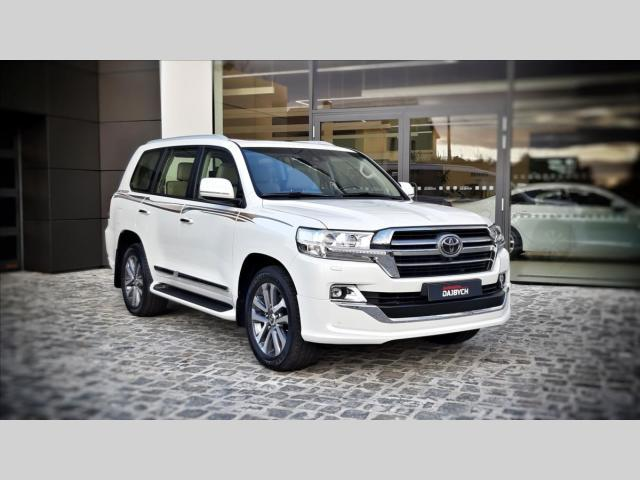 Toyota Land Cruiser 5.7 V8 AT SUV benzin
