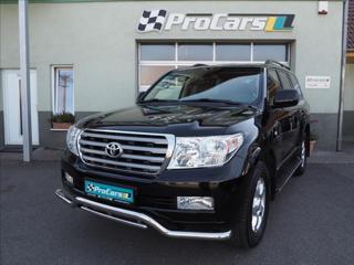 Toyota Land Cruiser 4,5 V8 D4-D Lux+ 7-Seater SUV nafta