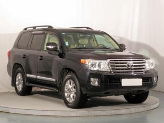 Toyota Land Cruiser 4.5 D-4D 200kW SUV nafta